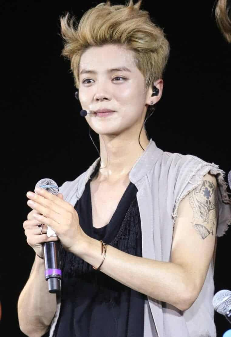 Luhan Hairstyle