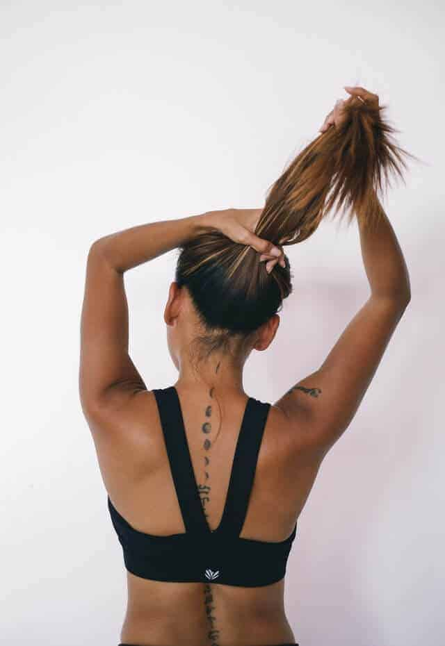 How to Do a High Ponytail with Thick Hair - Check 3 Various Styles 1