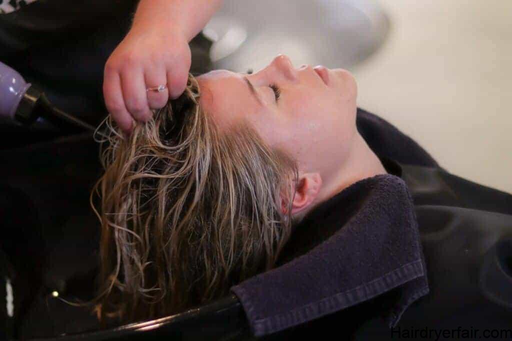 water-based moisturizer for natural hair washing