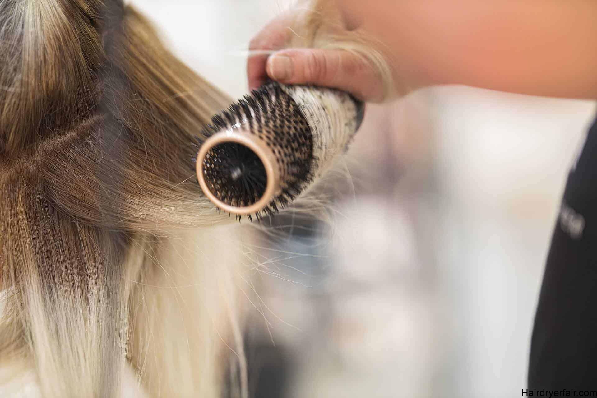 Best Hot curling brush for fine hair in 2020 1