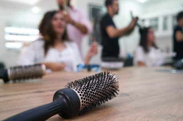 best hot air brush for short fine hair actual