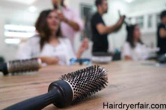 best hot air brush for short fine hair actual