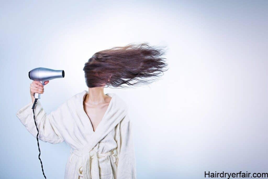 best hair dryer for fast drying full blown