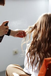 Best Shine Spray For Fine Blonde Hair