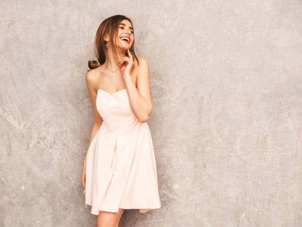 A Loose And Flowy Dress