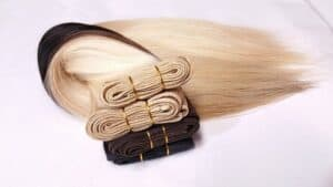 Types of permanent hair extensions