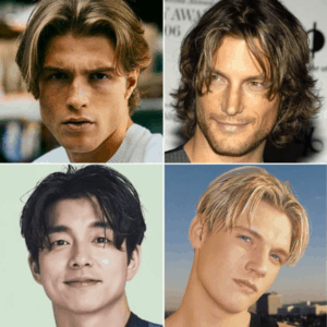 Men's long hairstyles for fine straight hair — 6 Trendy Styles For You! 7