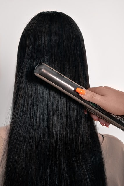 how to keep hair straight overnight without wrapping