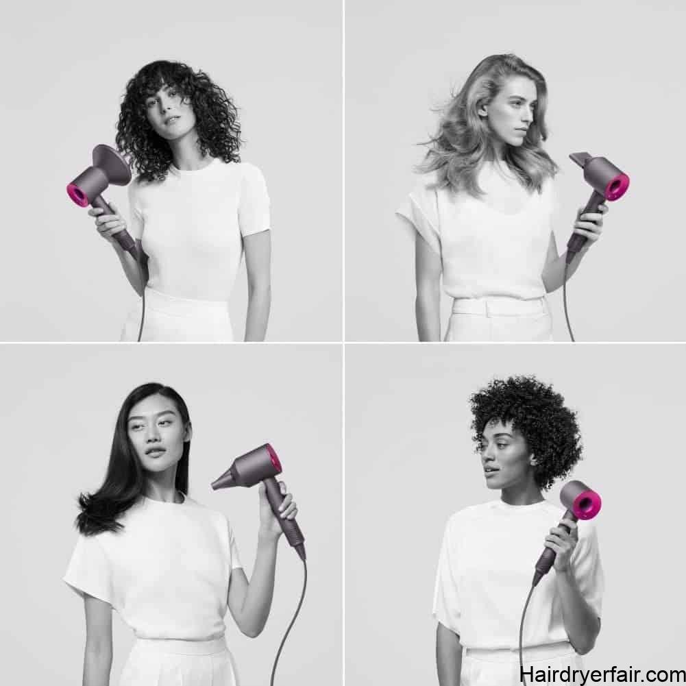 dyson airwrap vs supersonic hair dryer