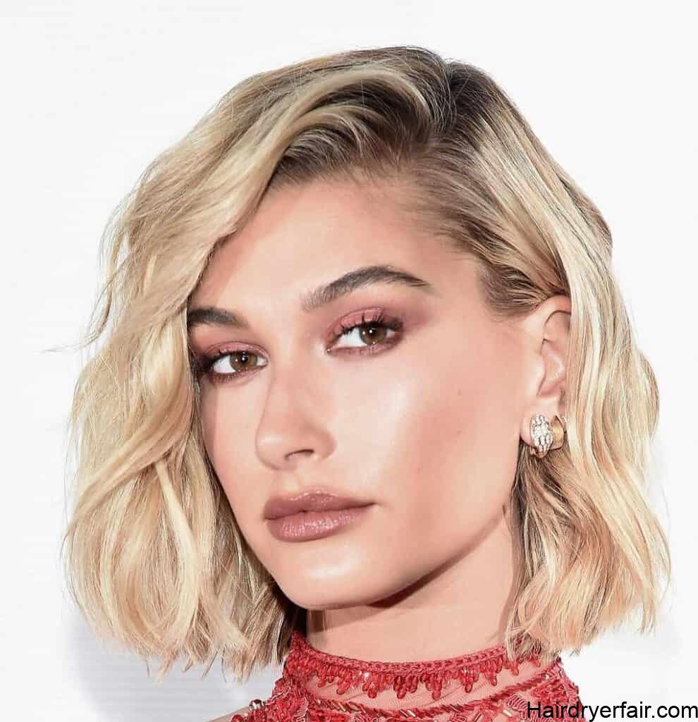 short haircuts for damaged hair