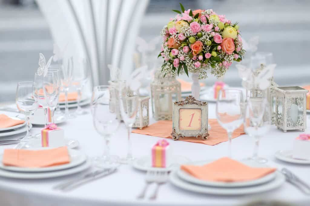 6 Ways To Create A Cohesive Theme For Your Wedding 1
